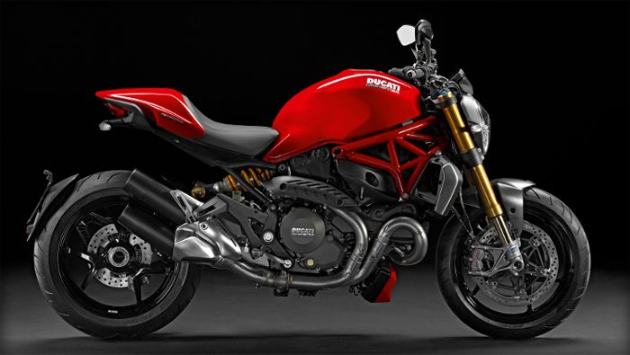The Bullitt: 2014 Ducati Monster 1200S