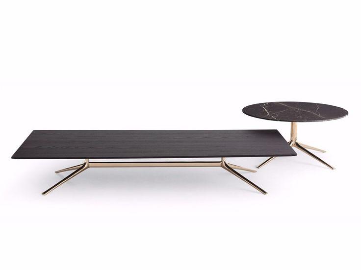 Low Round Marble Coffee Table Mondrian Round Coffee Table Poliform