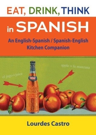 Eat, Drink, Think in Spanish: A Food Lover's English-spanish/Spanish-english Dictionary by Lourdes Castro - Exactly what I was looking for! Just ordered it yesterday.