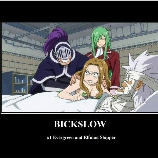 Elfman X Evergreen Shipper ^^ By Misa-Misa007 On
