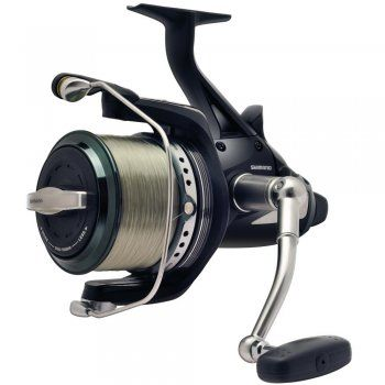 Shimano Big Baitrunner Reel XT-A LC with 600m of 0.3mm Ultegra Line Free