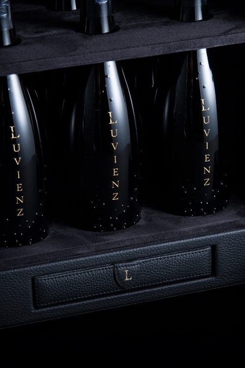 LUVIENZ CAVIAR CHAMPAGNE - MADE IN FRANCE - AVAILABLE ON AMBASSADE-EXCELLENCE ESHOP