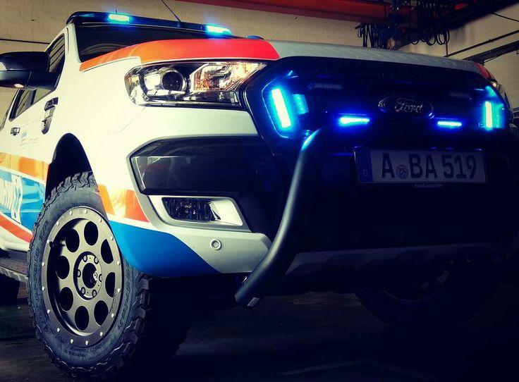 Unser Ford Ranger :)