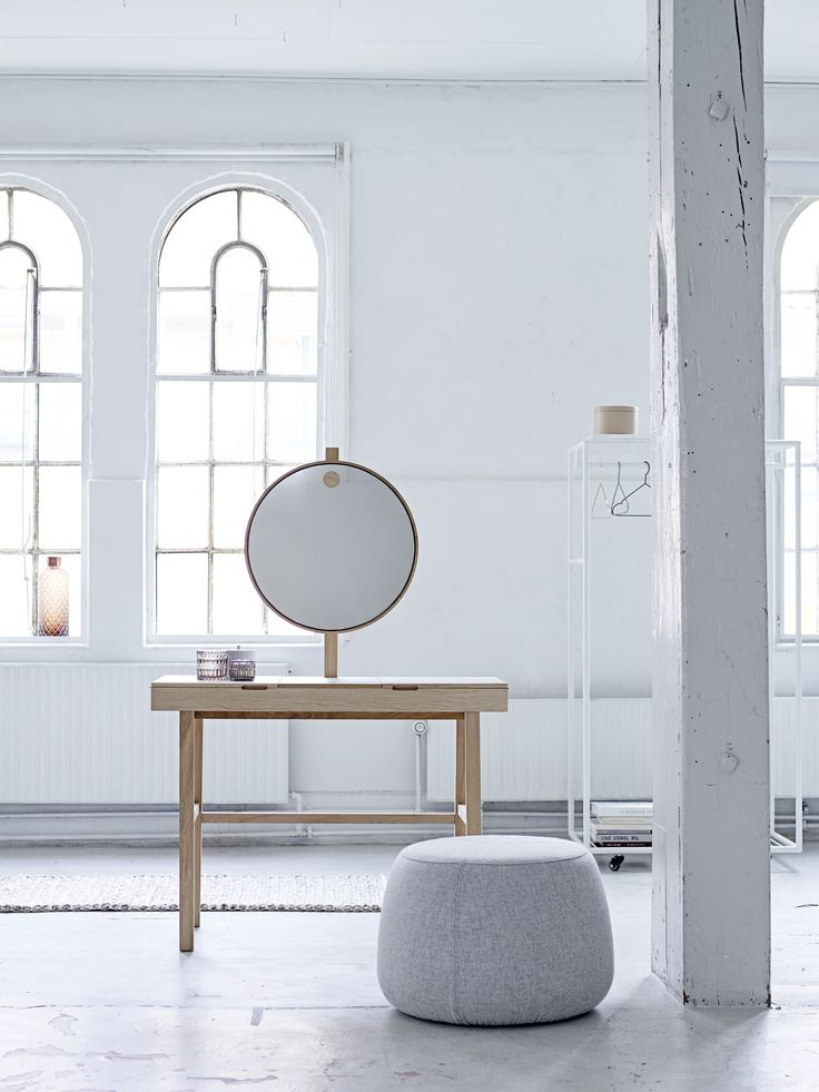Hello Gorgeous Phine Make Up Table Designed By Bloomingville