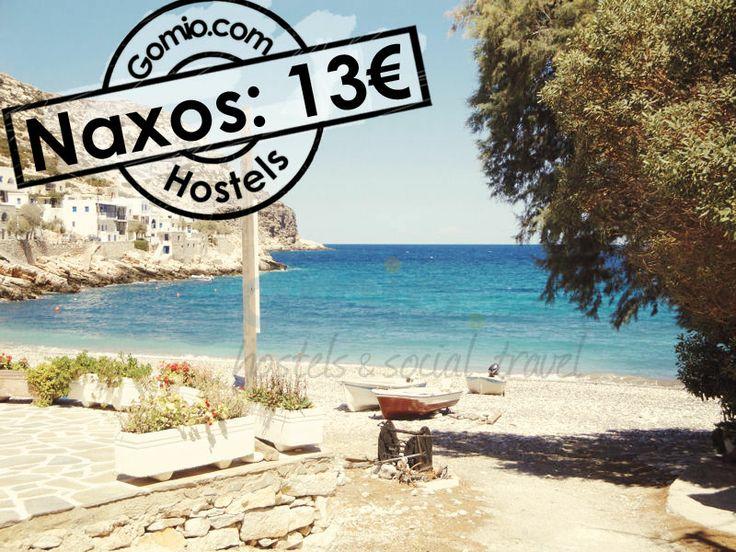 #Νάξος (#Naxos) in Νάξος, #Κυκλάδες 13€  Naxos is a the largest #island in the #Cyclades #island #group in the #Aegean. The are numerous of #beaches and hidden #spots to #discover on the island. And the #prices are #cheap: stay at a #hostel in Naxos for 13€. Find all Hostels in Naxos here. http://www.gomio.com/en/hostels/europe/greece/naxos/search.htm  #Backpacking #Hostel #Hosteling #backpacker #travel #summer #sun #beach #traveling #ideas #inspiration