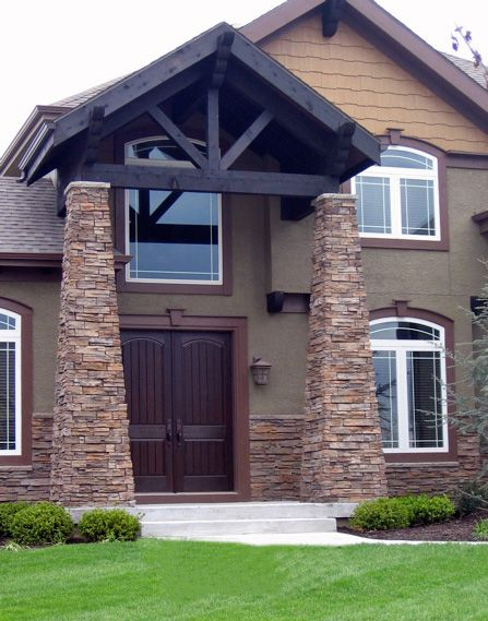 Timber ledge santa fe exterior stone veneers building stone