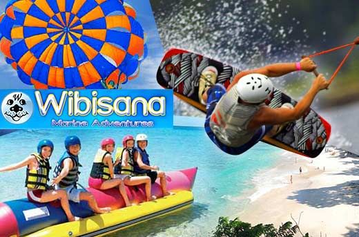 Adrenaline-Pumping Activities in Tanjung Benoa, Bali: Banana Boat, Jetski, Wake Boarding or Wibi Wake Slide Starting at Rp59.000 instead of Rp125.000 - Exclusively and only at www.MetroDeal.co.id
