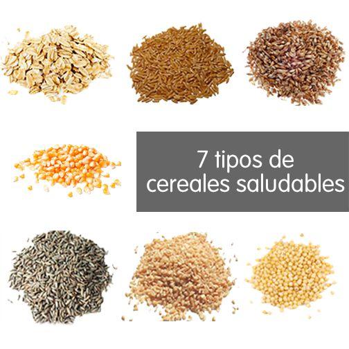 ¿Empezamos una dieta sana? Hoy en el blog os contamos los principales tipos de cereales más saludables.