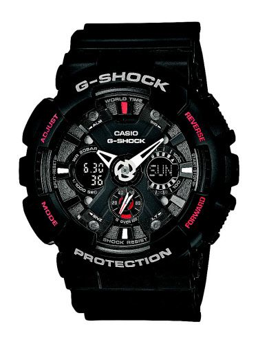 Zegarek męski Casio GA-120-1A - sklep internetowy www.zegarek.net