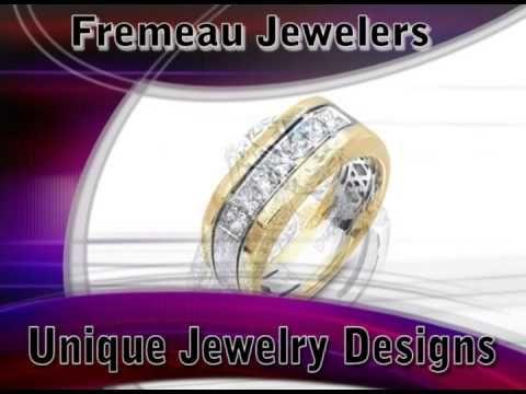 Custom Jewelry Burlington VT | Jewelry Fremeau Jewelers