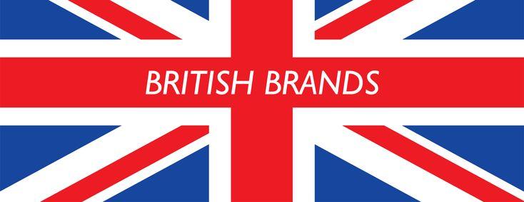 Best of British Fashion Brands