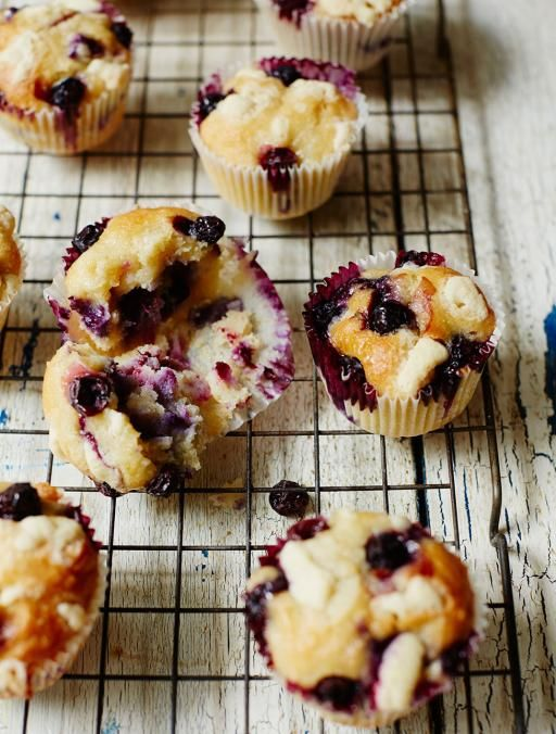 Gluten-free chocolate & blueberry muffins The perfect gluten-free treat  Delicious gluten-free blueberry muffins with little hits of white chocolate for an extra touch of indulgence