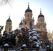 Romania off the beaten path ~ Romania Tours, Iasi and one of its many churches