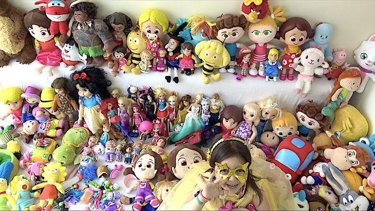 Niloya Mete Tospik Heidi peluş koleksiyonu ve kız oyuncakları koleksiyo...
