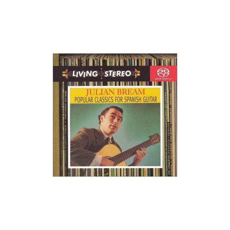 Julian bream - Popular classics for spanish guitar (CD)