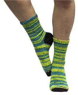 """Finally, an """"equation"""" using π that is easy enough for everyone! You don't need to be a math genius to adapt these to socks to fit any size nerd (or geek!) that you happen to have around."""