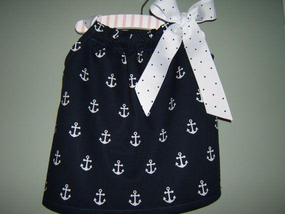 Marine kleid baby