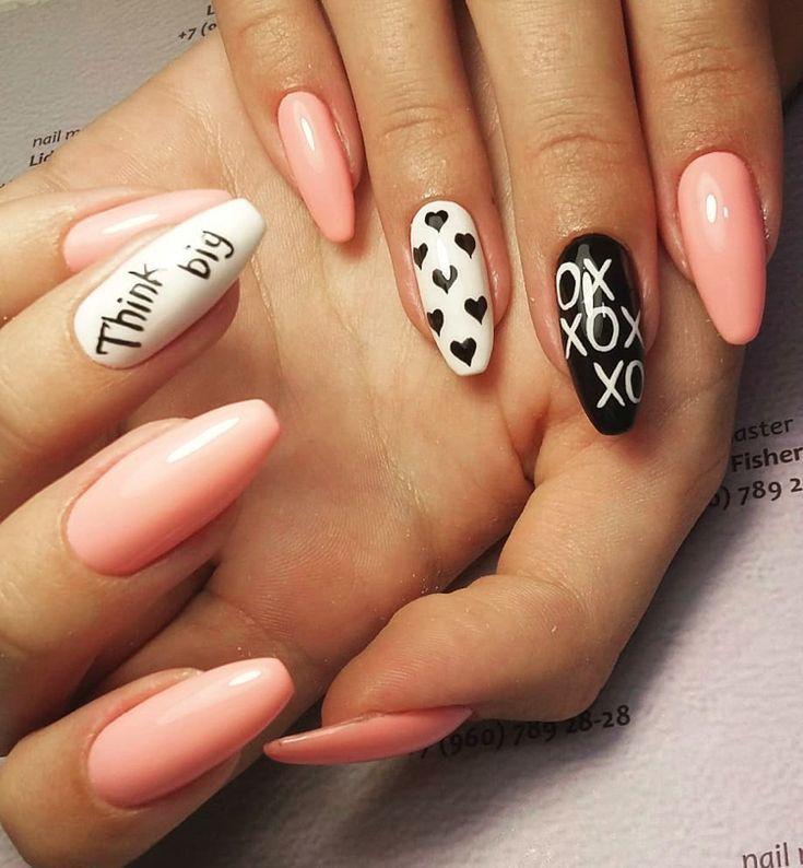 Ballerina Nägel im Trend – Diese Nagelform wirkt total edel