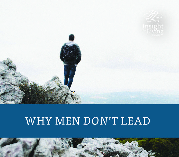4 reasons men don't lead and what to do about it.     #Leadership, #Inspriation, #Inspirational, #Christian, #God, #Words, #Tips, #Wisdom, #Men, #Marriage, #Bible