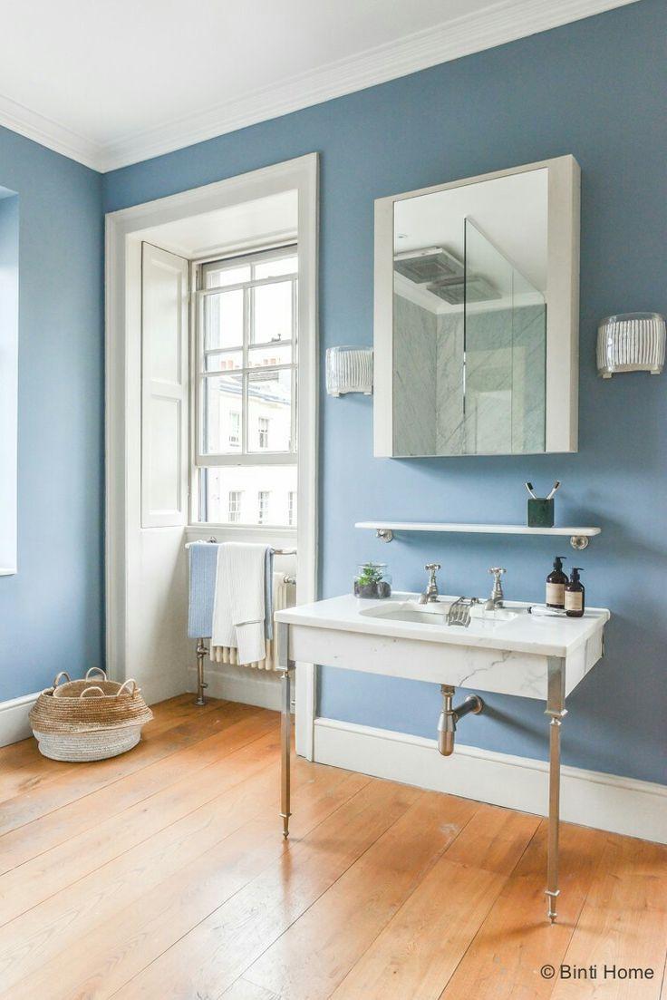 Denim Drift for bathroom Wall. No limita for such color!!!