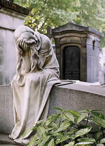 Montparnasse Cemetery, Paris