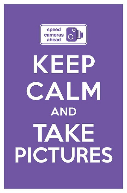 #Keep Clam and take pictures. Because it's soothing. lol