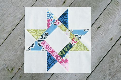 Solstice Stars Series : Another Star — Fresh Lemons Modern Quilts