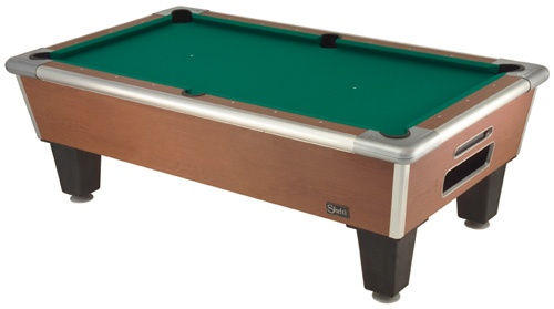 New Standard Bar Pool Table Size