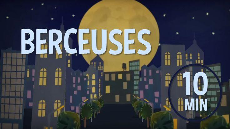 BERCEUSES POUR LES TOUT-PETITS | 10 minutes de chansons traditionnelles françaises pour endormir vos petits cocos !