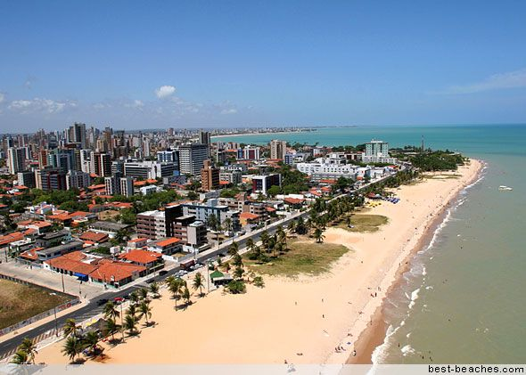 Joao Pessoa, Brazil. REALLY hope i end up going..