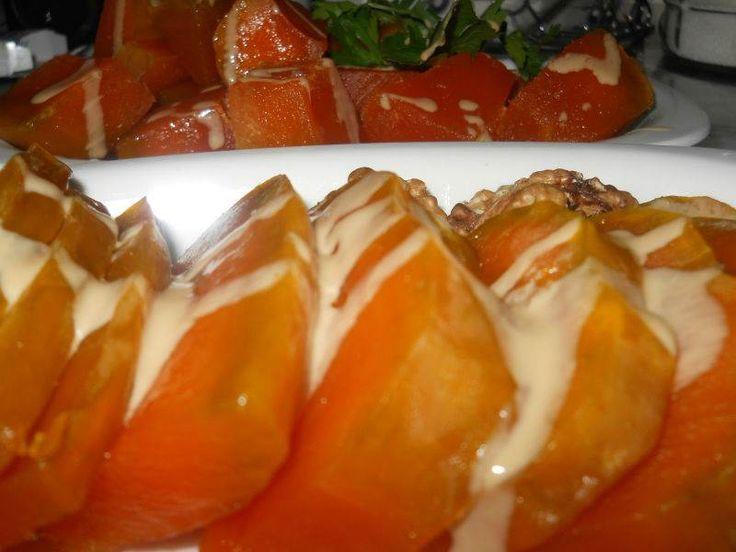 Kireçte Kabak Tatlısı      -  Zehra Şener #yemekmutfak   Kireçte balkabağı tatlısı çıtır çıtır, şekerleme gibi ve çok lezzetli bir tatlıdır. Özellikle Antakya yöresinde yaygın olarak yapılan, tadına doyamayacağınız çok özel bir tatlı tarifi...