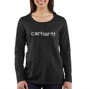 Carhartt Work Shirt Womens Long Sleeve Logo  standupranchers.com FREE SHIPPING