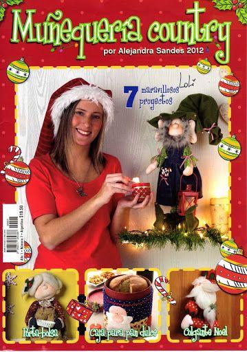 muñequeria country-Alejandra Sandes-2012-año1-no7 - Marcia M - Álbumes web de Picasa