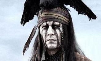 johnny depp / The Lone Ranger