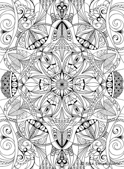 1430 best ➕Doodles and colouring pages➕ images on Pinterest - copy extreme mandala coloring pages