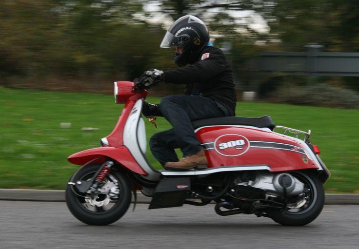 Scomadi 300cc