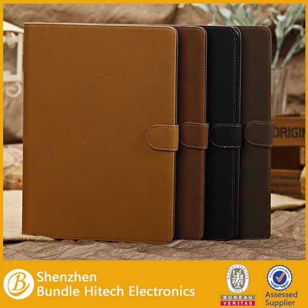 2013 for iPad Air case,for Ipad air Leather Case $2.85~$3.0