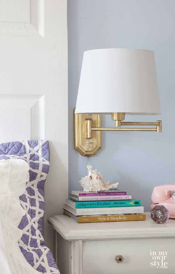 Transformation: Update Brass Lamps