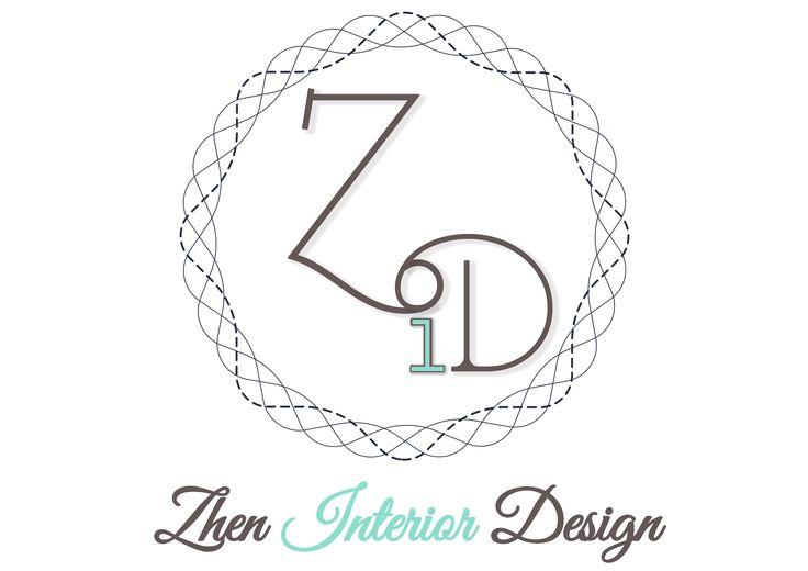 Zhen Interior Design #interiorbranding #interior #logo #Interiordesigner