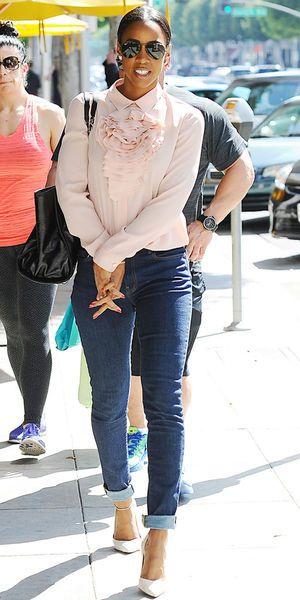 Prenez une leçon de style avec Kelly Rowland !