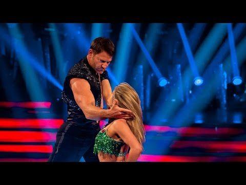 Steve Backshall & Ola Jordan Paso Doble to 'Use Somebody' - Strictly Come Dancing: 2014 - BBC One - YouTube