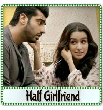 http://hindisongskaraoke.com/all-karaoke/3781-mere-dil-mein-half-girlfriend-mp3-format.html  High quality MP3 karaoke track Mere Dil Mein from Movie Half Girlfriend and is sung by Veronica Mehta, Yash Narvekar and composed by Rishi Rich