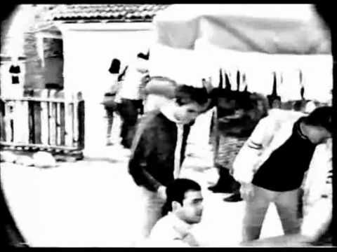 Who ever thought music videos only started with MTV? Jan & Dean were doing LOTS of them back in the early 60s for broadcast on Shingdig!, Bandstand and send outs to local TV music shows  - here's one of their goofy ones on the beach (of course) for  'One-Piece Topless Bathing Suit' - 1964.