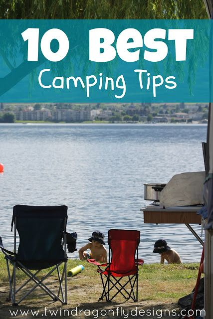 Dragonfly Designs: 10 Best Camping Tips