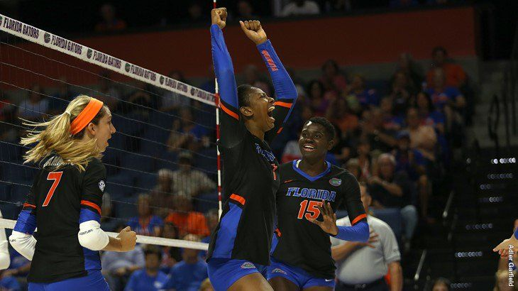Post Match Reactions 2 Florida Survives 3 Stanford Volleyball News Stanford Match