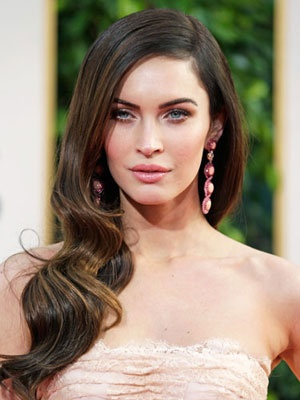 Famous Actress Megan Fox From The Transformers 1,2 and 3 Movies.