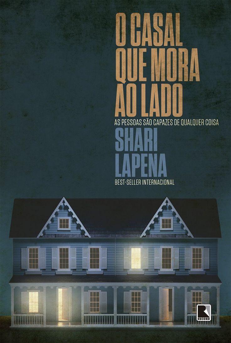 O Casal que Mora ao Lado - Livros na Amazon Brasil- 9788501109545