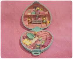 Le Polly Pocket,anche loro, sempre desiderate e mai avute!!