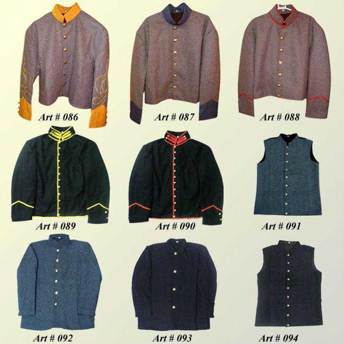 Civil War Vest, vintage vest, re-enactor clothing