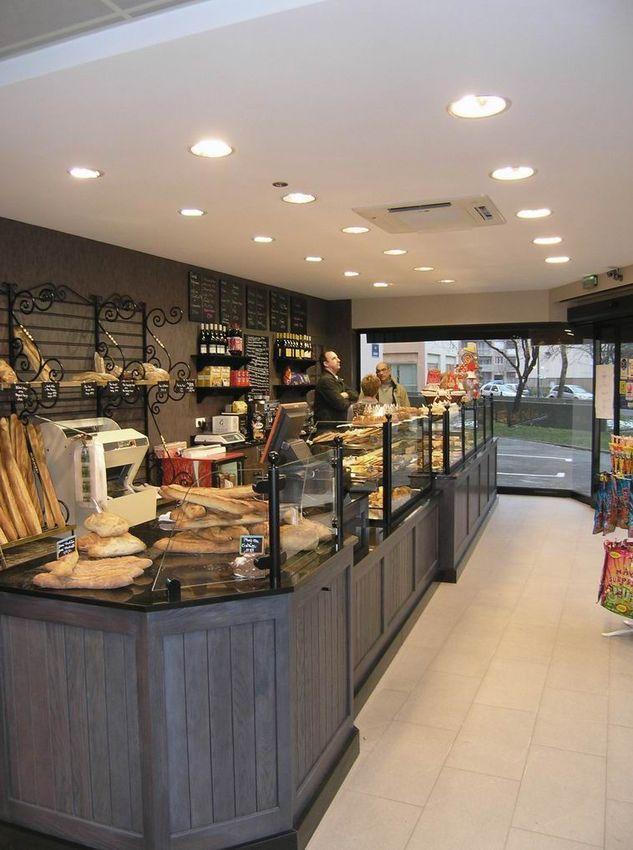 Agencement boulangerie patisserie chocolaterie boulanger patissier chocolatier rennes nantes - Comptoir des cotonniers rennes ...